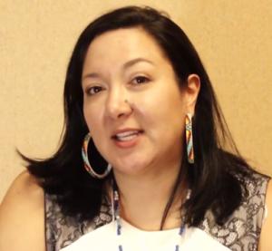 Cheryl Recollet,  Environmentalist
