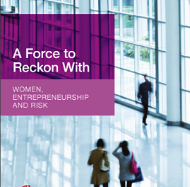 A Force to Reckon With: Women Entrepreneurship and Risk