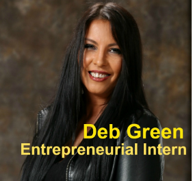 Blueprints for Success – Entrepreneurial Intern: Deb Green