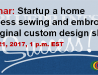 Webinar sewing Mar 21, 2017