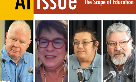 At Issue – The Scope of Education – Ep 01