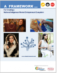 Foresight: Framework Report for Creating a National Indigenous Entrepreneurs Ecosystem